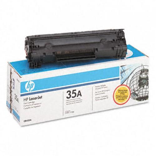 Восстановление картриджа CB435A для HP LaserJet P1005