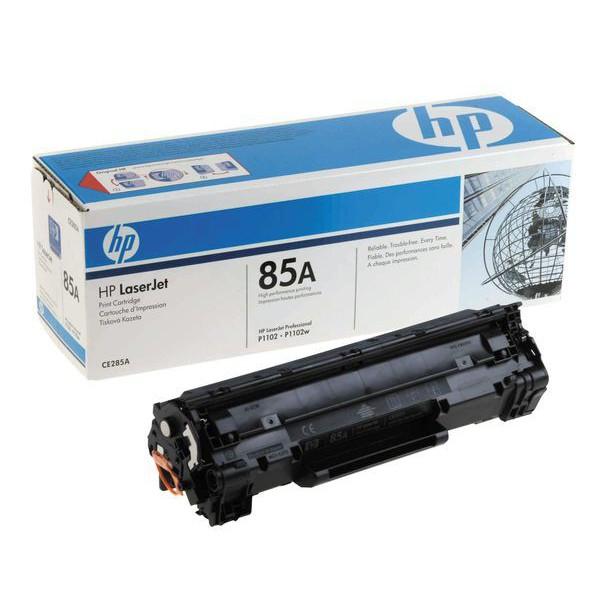 Восстановление картриджа CE285A для HP LaserJet Pro M1132