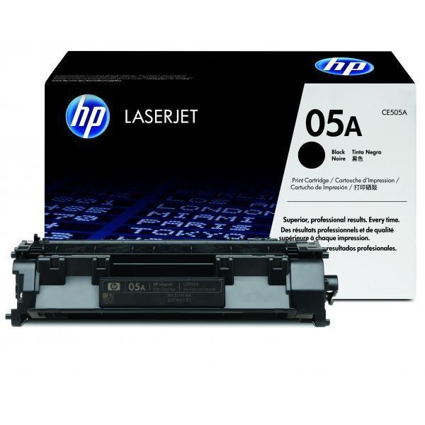 Восстановление картриджа CE505A для HP LaserJet P2035