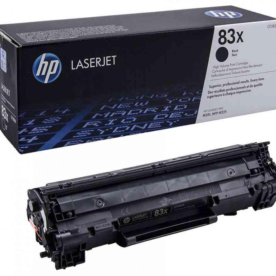 Восстановление картриджа CF283X для HP LaserJet Pro M201