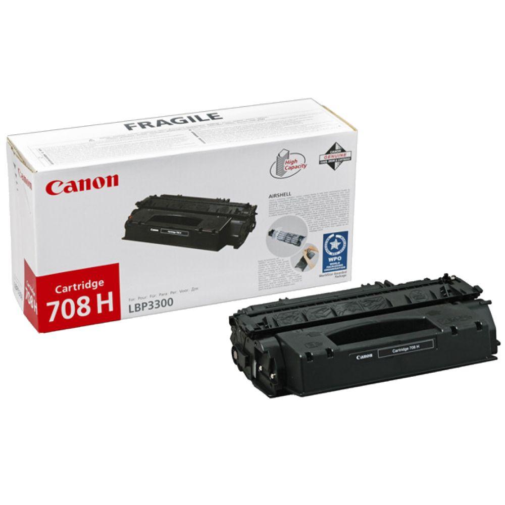 Заправка картриджа Cartridge 708H для Canon i-SENSYS LBP-3300