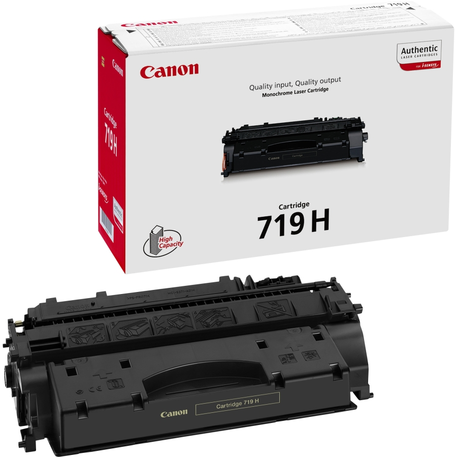 Заправка картриджа Cartridge 719H для Canon i-SENSYS LBP-6300dn