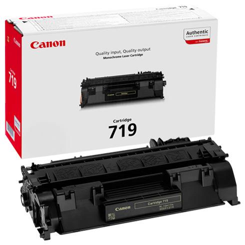 Восстановление картриджа Cartridge 719 для Canon i-SENSYS LBP-6300dn