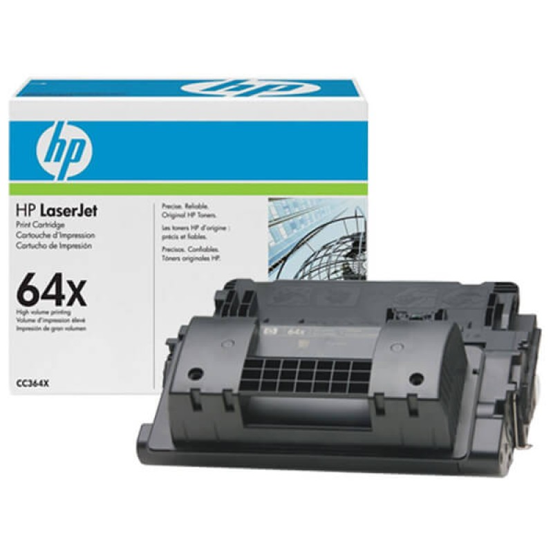 Восстановление картриджа CC364X для HP LaserJet P4015