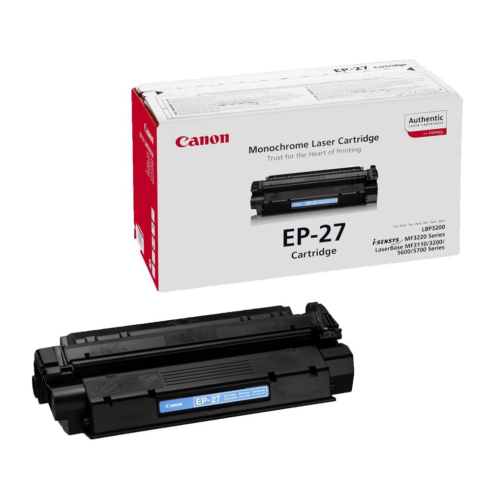 Заправка картриджа Cartridge EP-27 для Canon i-Sensys LBP-3200