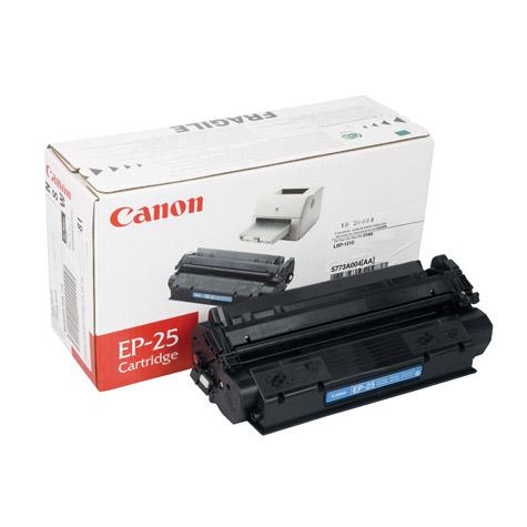 Восстановление картриджа Cartridge EP-25 для Canon Laser Shot LBP-1210