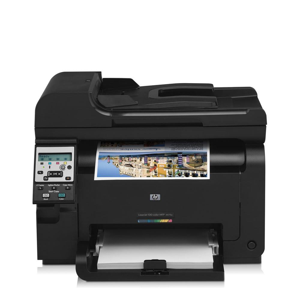 HP LaserJet Pro 100 M175