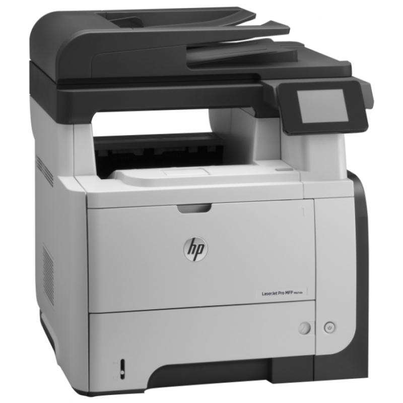 HP LaserJet Pro M521d