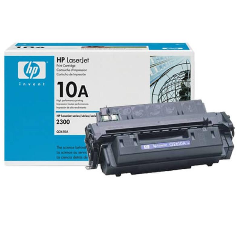 Заправка картриджа Q2610A для HP LaserJet 2300