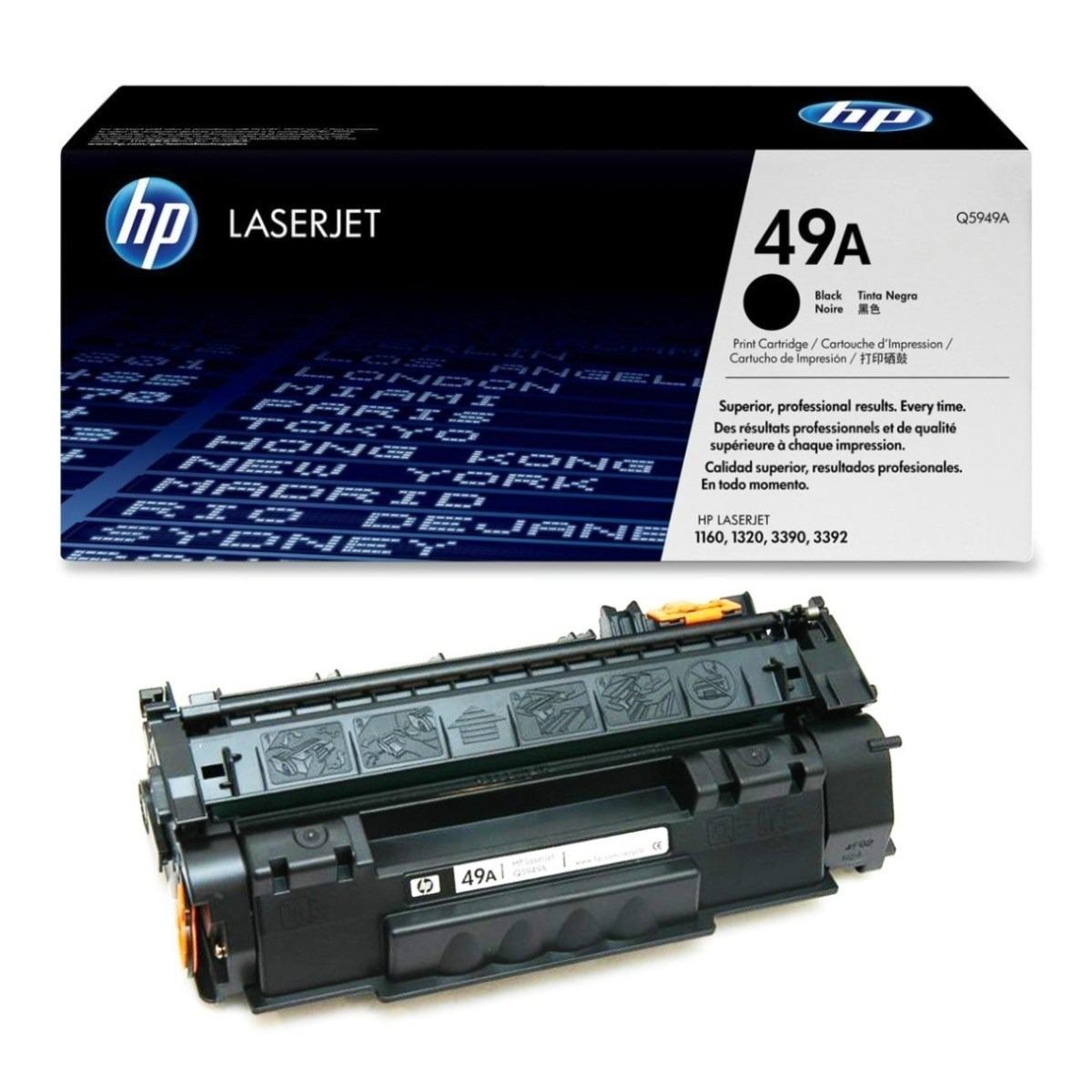 Восстановление картриджа Q5949A для HP LaserJet 1320