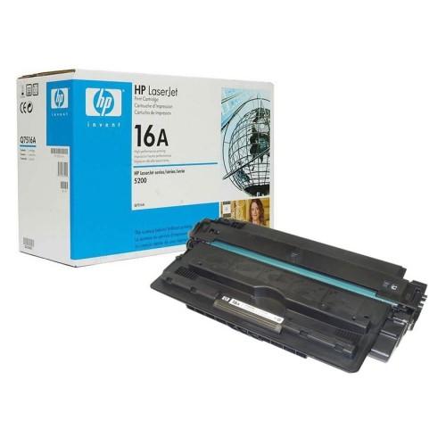 Восстановление картриджа Q7516A для HP LaserJet 5200