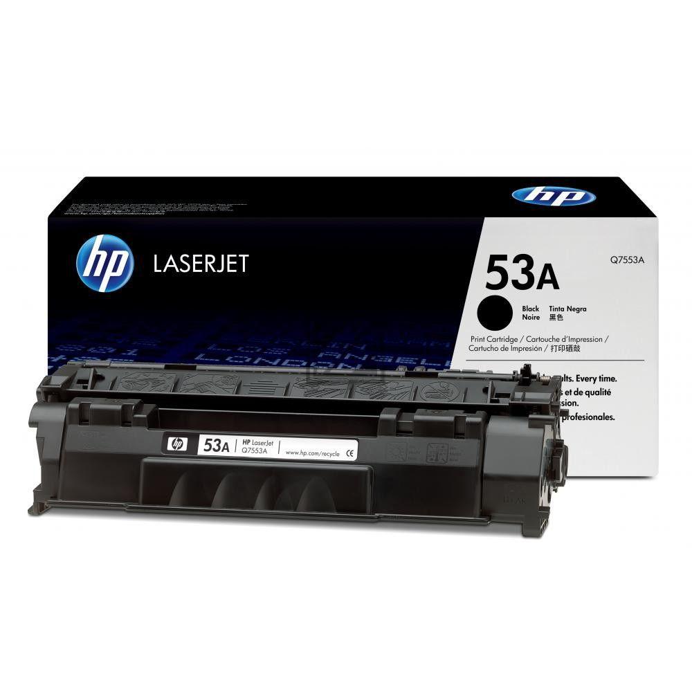Восстановление картриджа Q7553A для HP LaserJet P2015