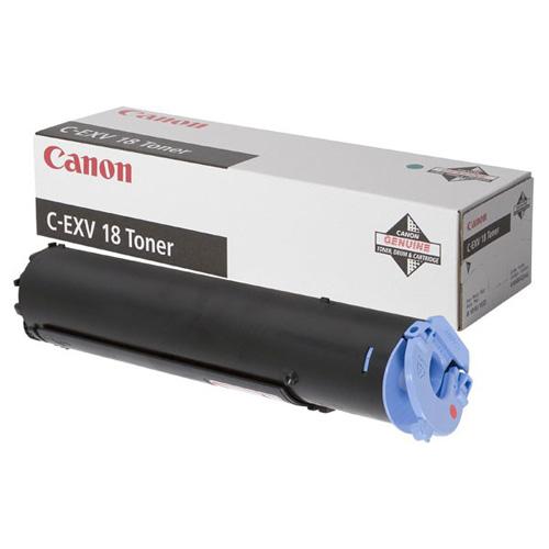 Заправка картриджа C-EXV18 для Canon iR1018
