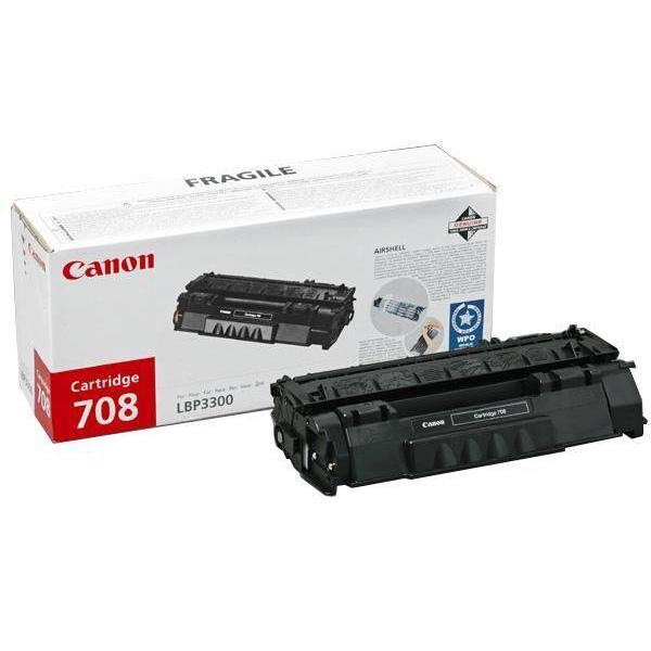 Восстановление картриджа Cartridge 708 для Canon i-SENSYS LBP-3300