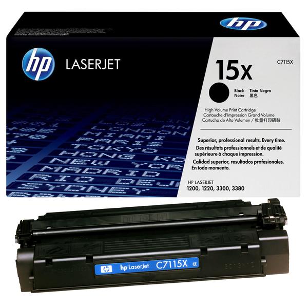 Восстановление картриджа C7115X для HP LaserJet 1200