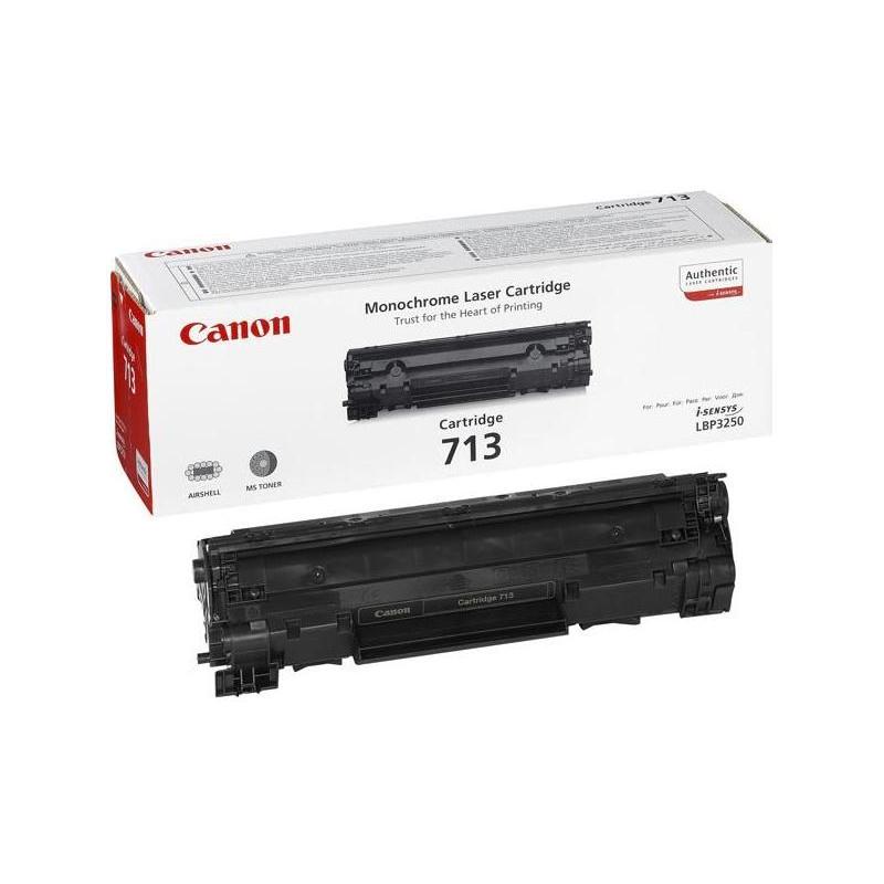 Восстановление картриджа Cartridge 713 для Canon i-SENSYS LBP-3250