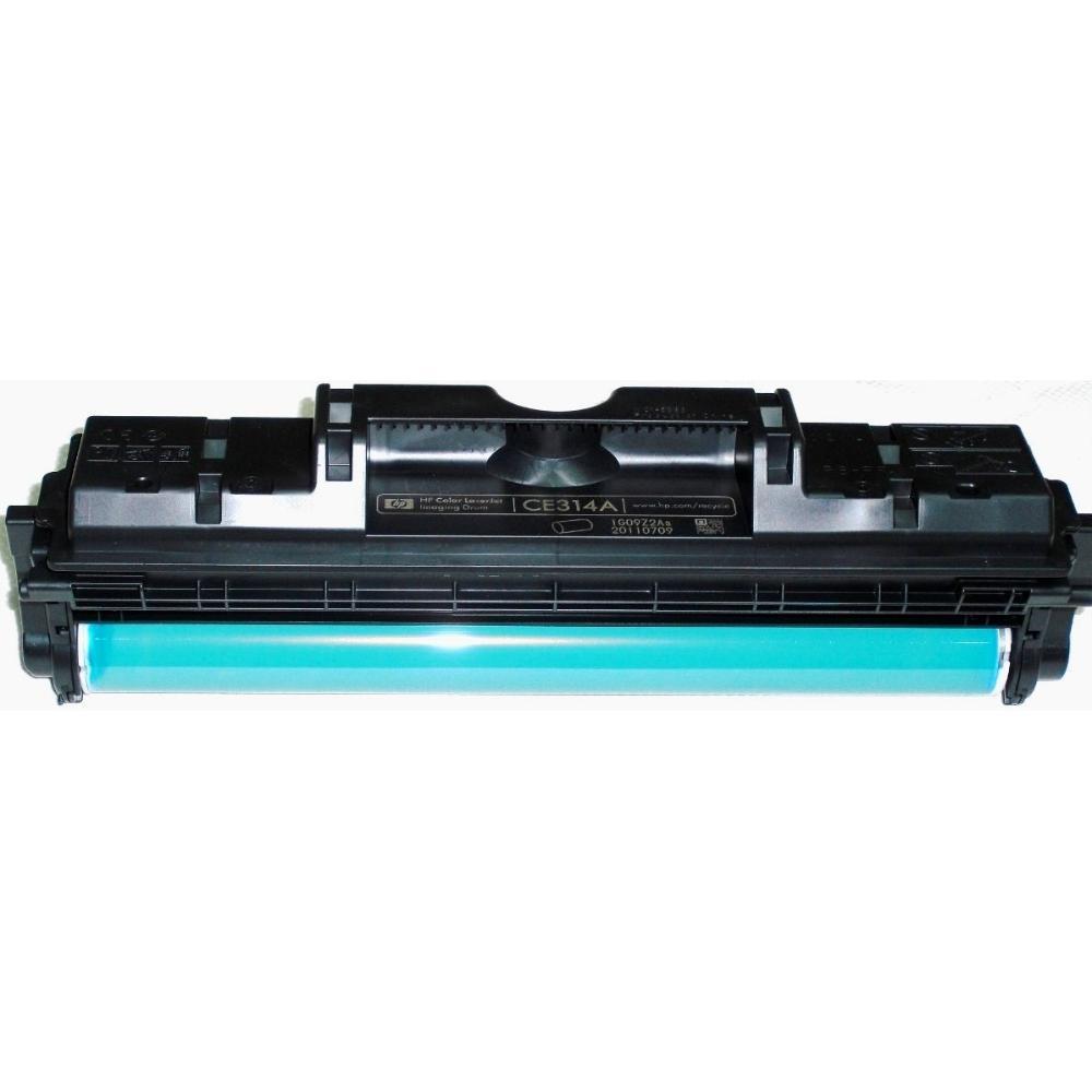 Восстановление драм-картриджа CE314A для HP Color LaserJet Pro CP1025