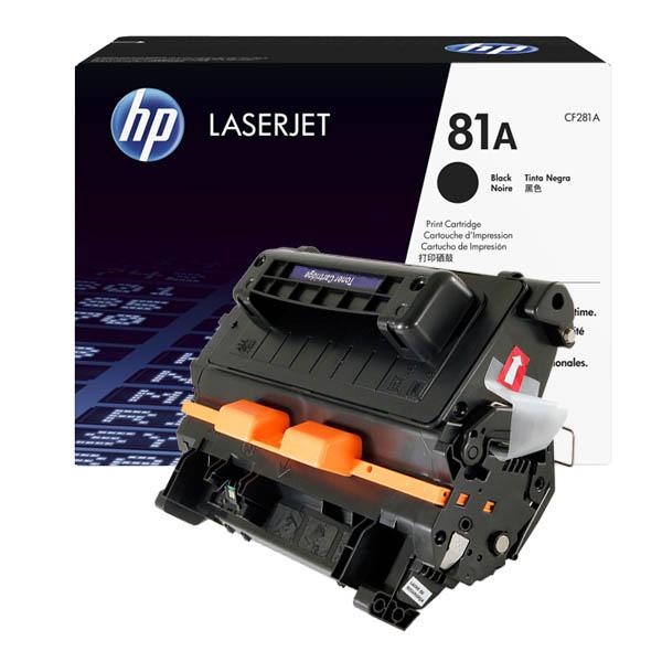 Восстановление картриджа CF281A для HP LaserJet Enterprise 600 M604dn