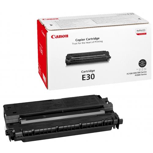 Восстановление картриджа Cartridge E-30 для Canon FC 108