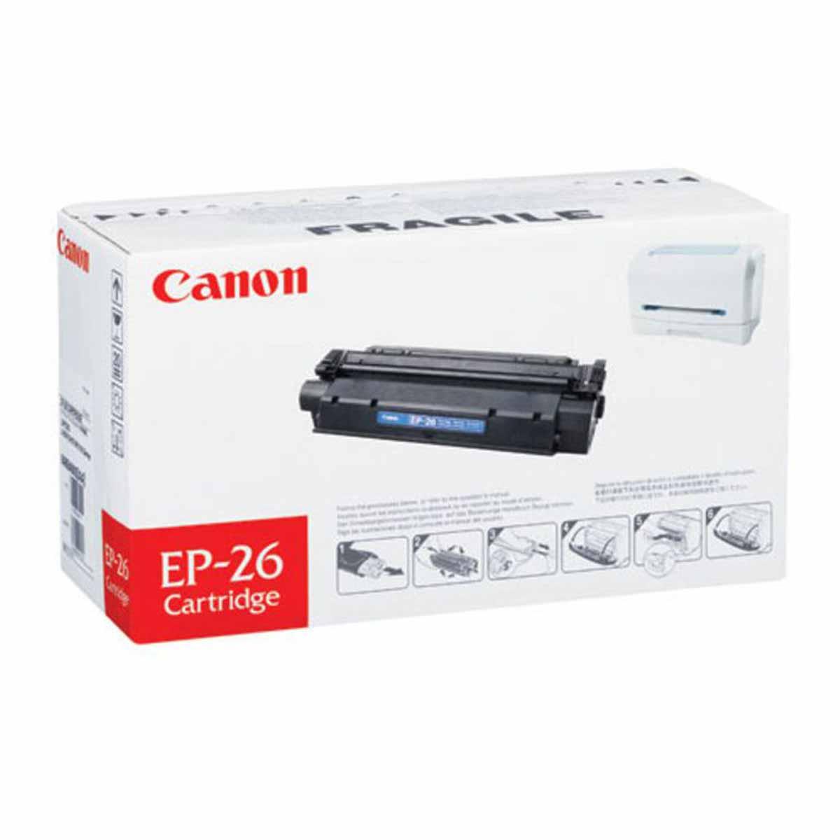 Заправка картриджа Cartridge EP-26 для Canon LBP-3200
