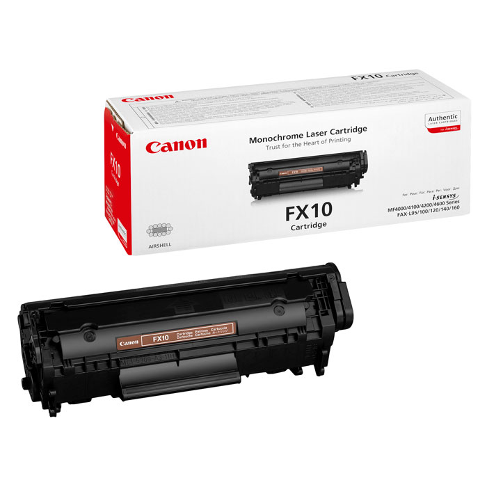 Восстановление картриджа Cartridge FX-10 для Canon i-Sensys MF4018