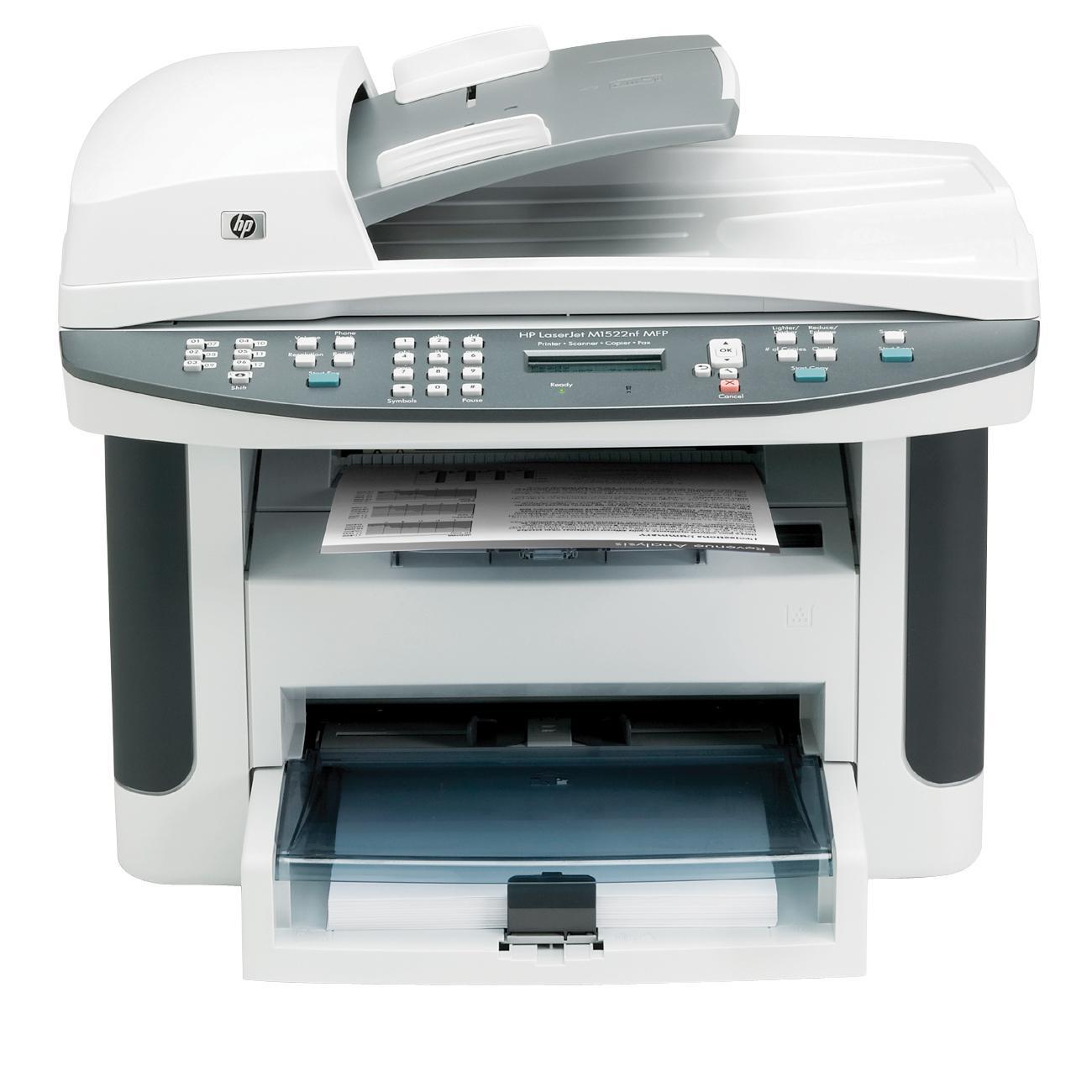 HP LaserJet M1522