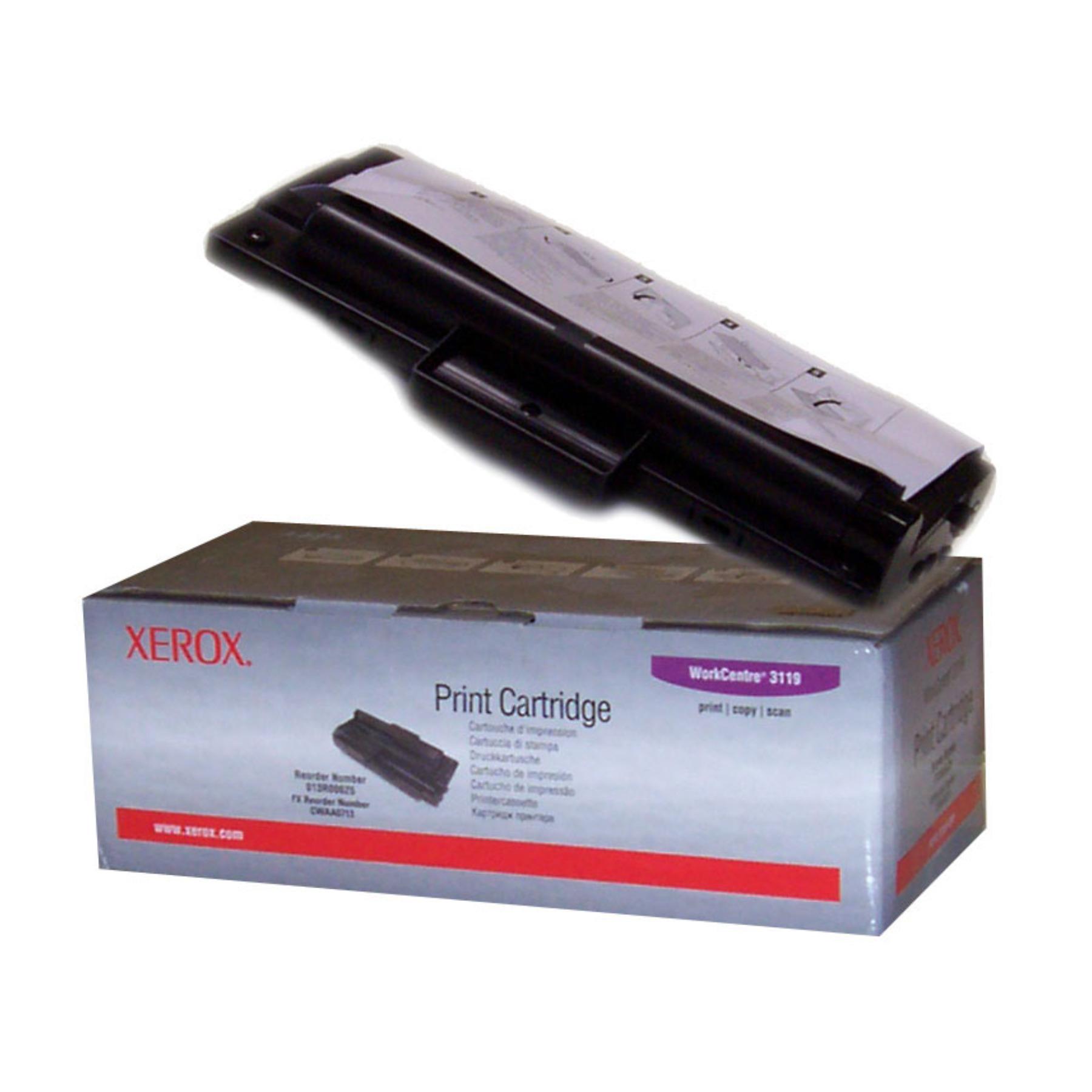 Заправка картриджа 013R00625 для Xerox WorkCentre 3119