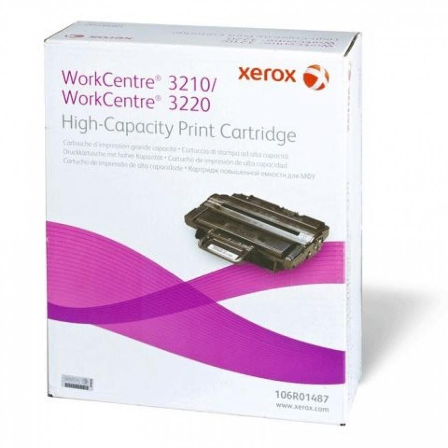 Заправка картриджа 106R01487 для Xerox WorkCentre 3220