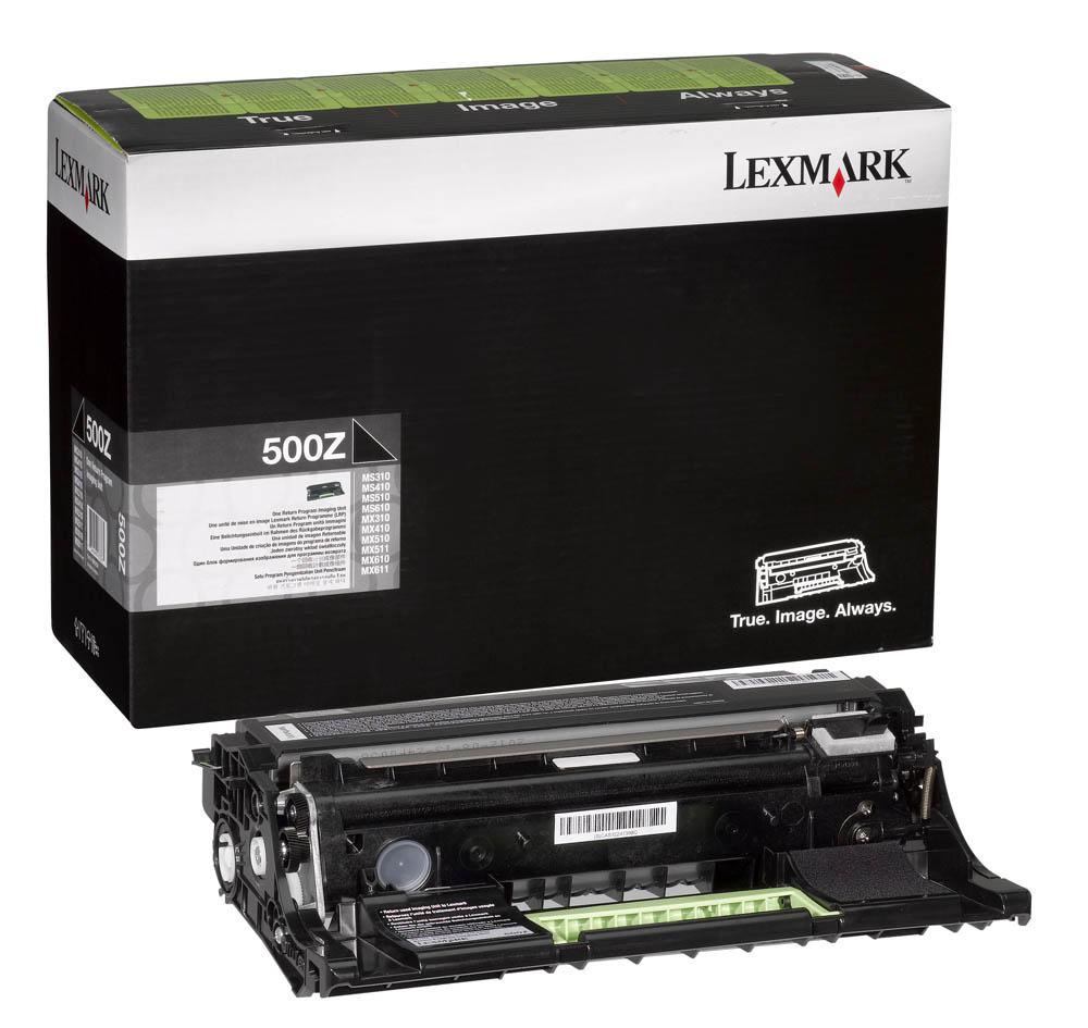 Восстановление картриджа 50F0Z00 для Lexmark MX410de
