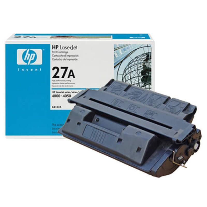 Заправка картриджа C4127A для HP LaserJet 4000
