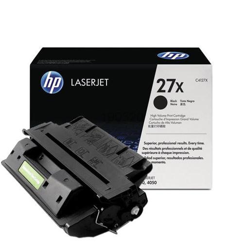 Заправка картриджа C4127X для HP LaserJet 4000