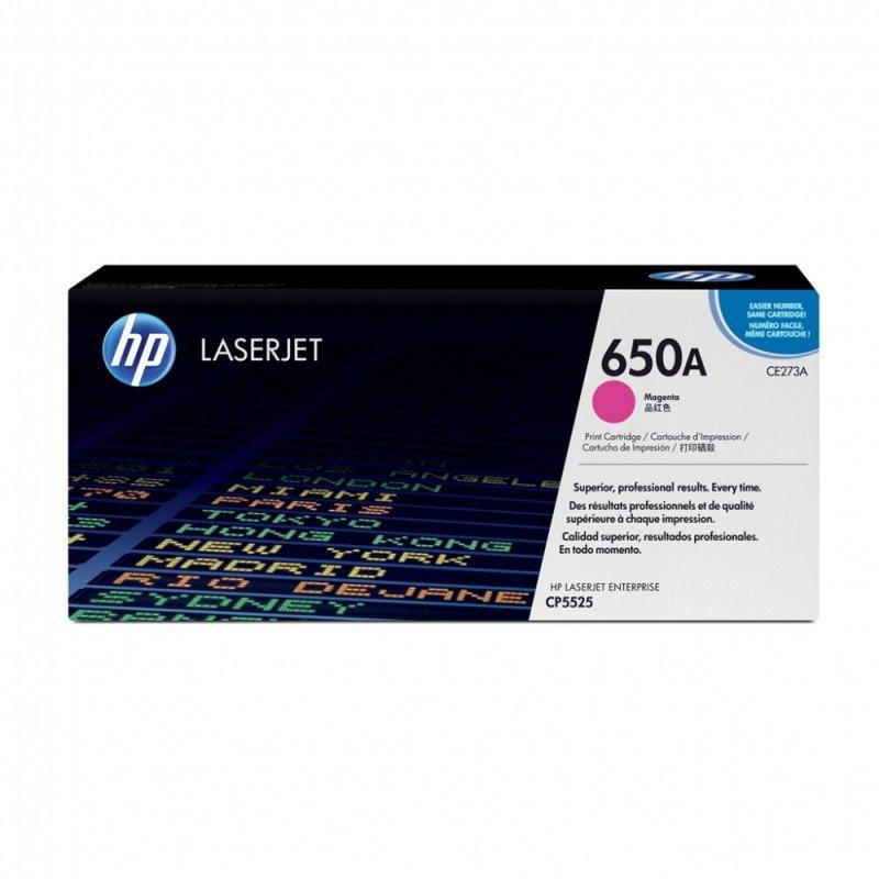 Заправка картриджа CE273A для HP Color LaserJet Enterprise CP5525