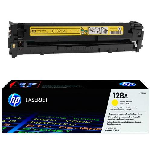 Заправка картриджа CE322A для HP Color LaserJet Pro CM1415