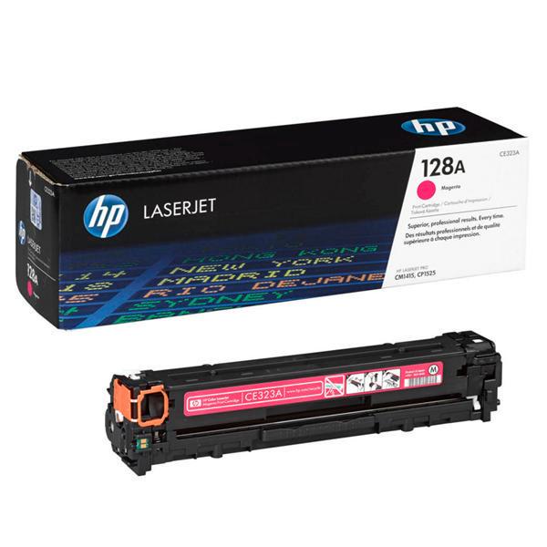 Заправка картриджа CE323A для HP Color LaserJet Pro CM1415