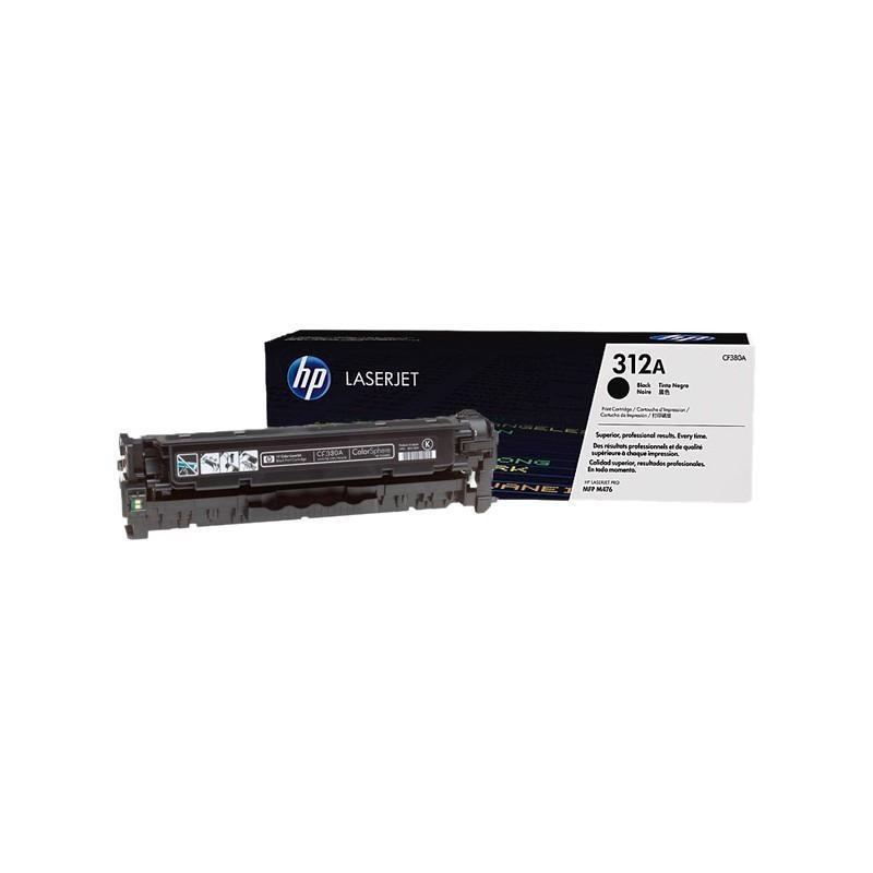 Заправка картриджа CF380A для HP LaserJet Pro M476