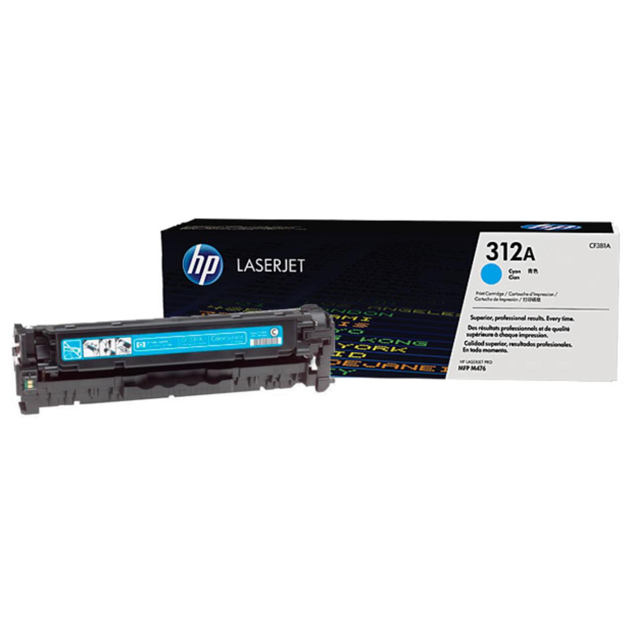 Заправка картриджа CF381A для HP Color LaserJet Pro M476