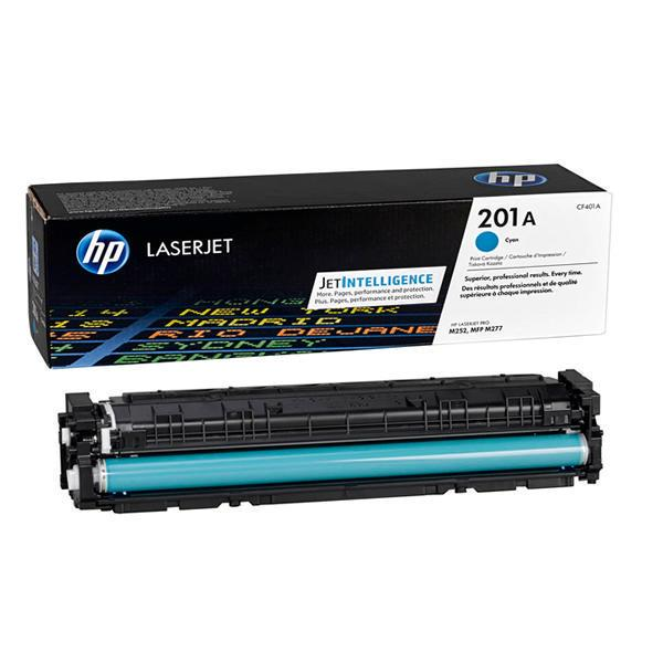 Заправка картриджа CF401A для HP Color LaserJet Pro M252
