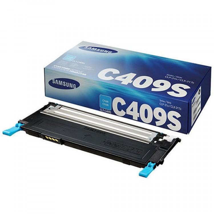 Заправка картриджа CLT-C409S для Samsung CLP-310