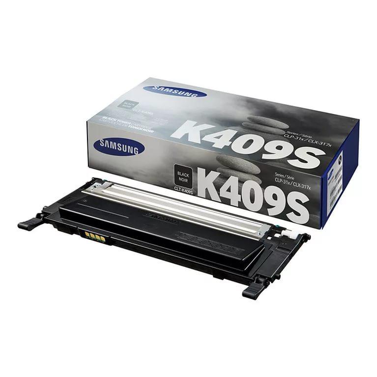 Заправка картриджа CLT-K409S для Samsung CLP-310