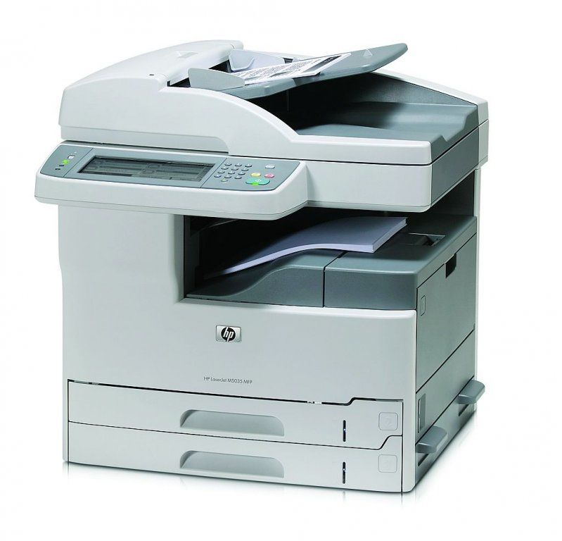 HP LaserJet M5025