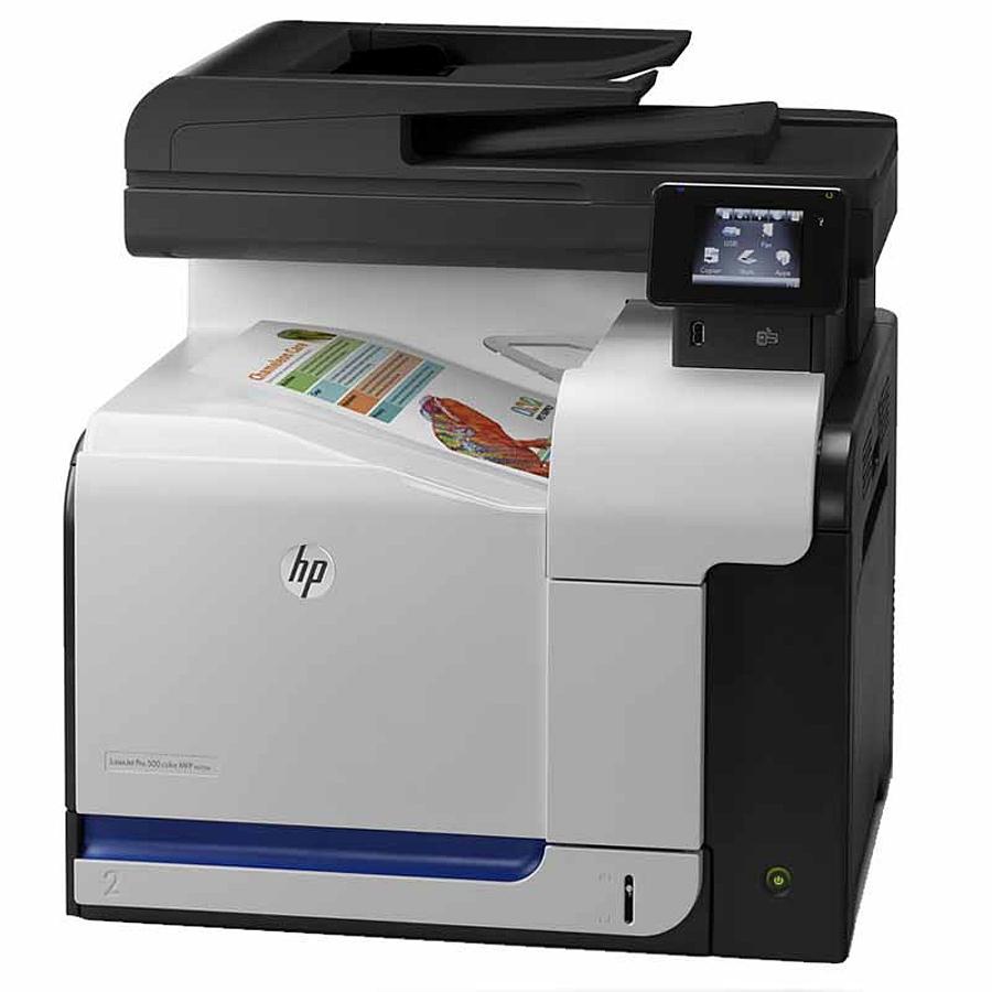 HP LaserJet Pro 500 M570d