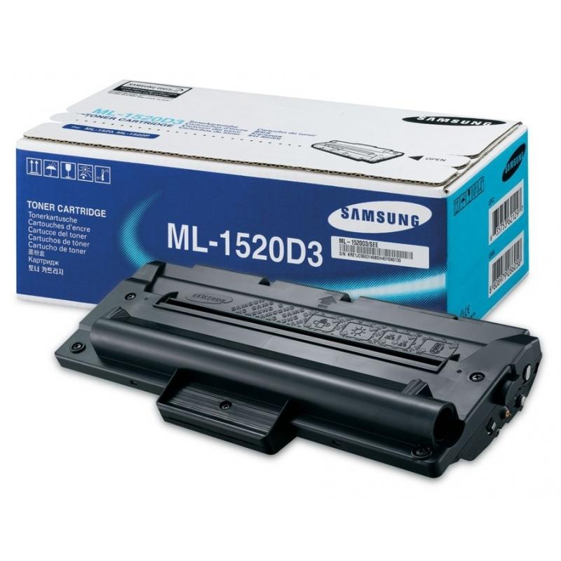 Заправка картриджа ML-1520D3 для Samsung ML-1520