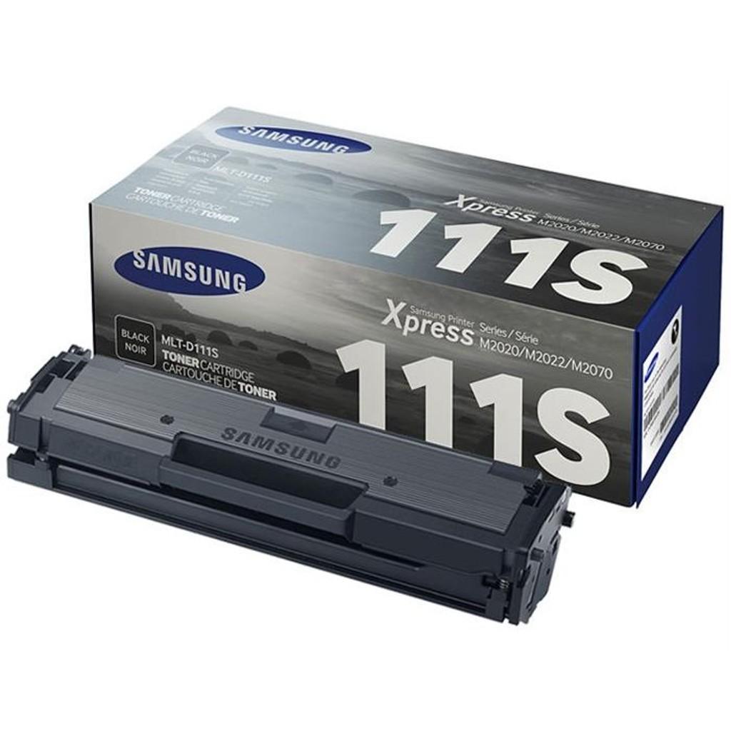 Заправка картриджа MLT-D111S для Samsung Xpress M2070