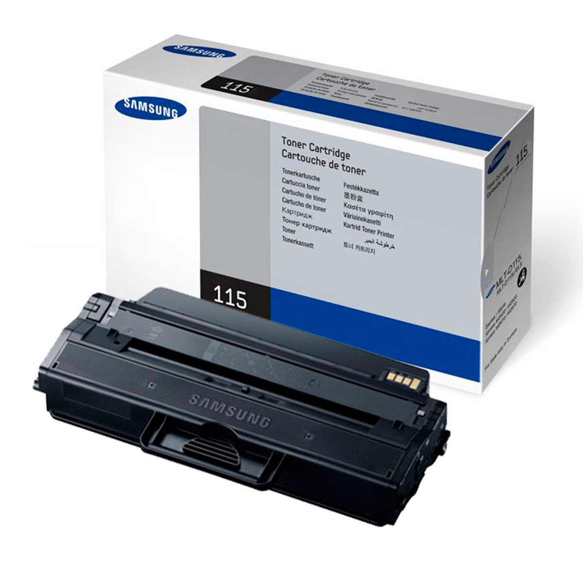 Заправка картриджа MLT-D115S для Samsung Xpress M2620