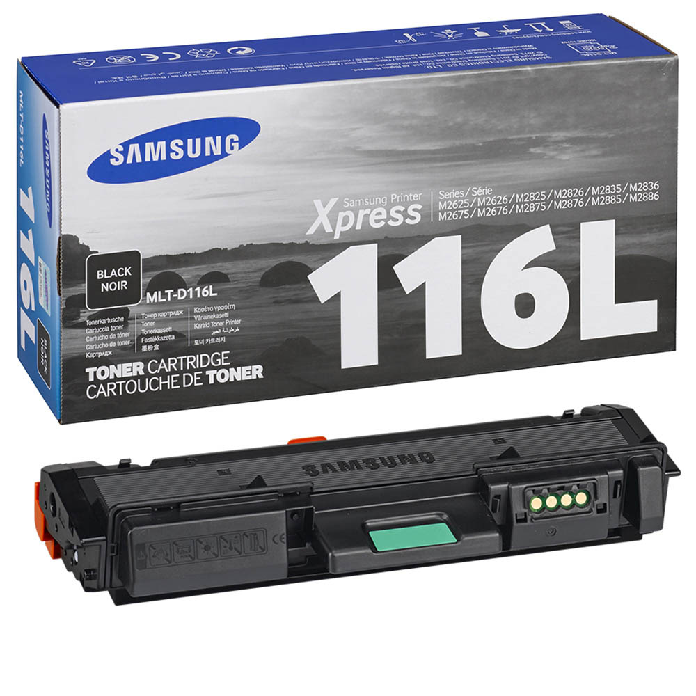 Заправка картриджа MLT-D116L для Samsung Xpress M2625