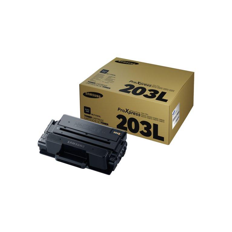 Заправка картриджа MLT-D203L для Samsung Xpress M4020