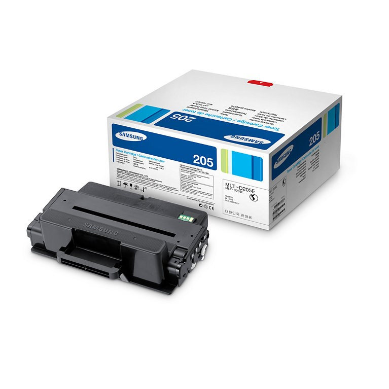 Заправка картриджа MLT-D205E для Samsung ML-3710