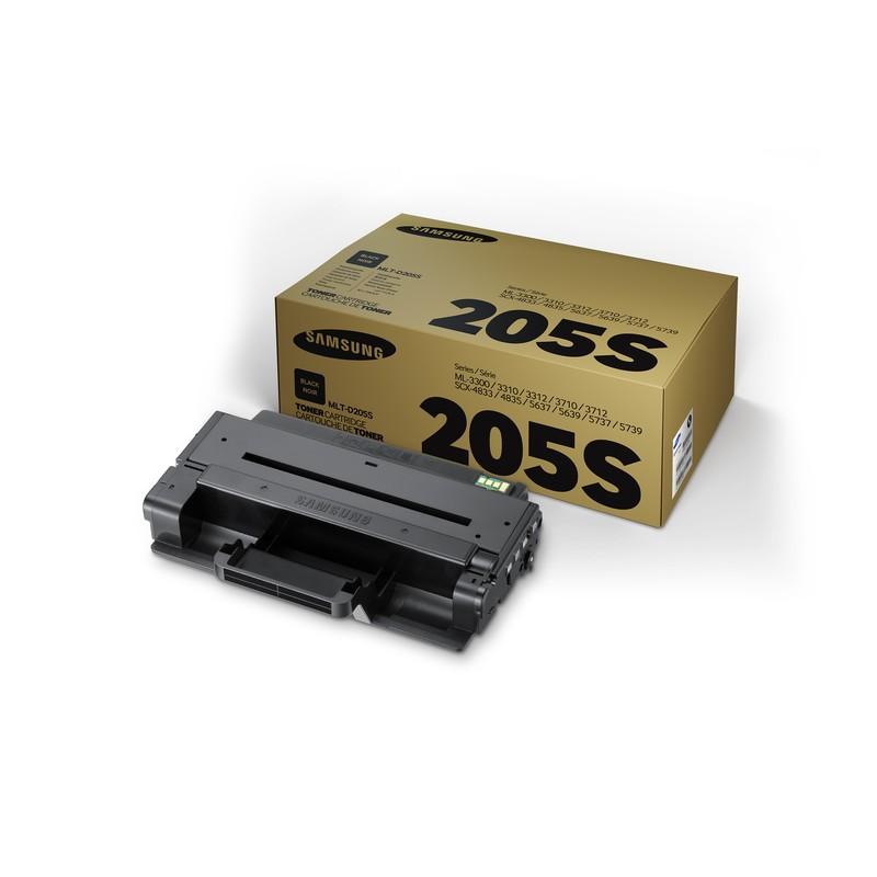 Заправка картриджа MLT-D205S для Samsung ML-3710