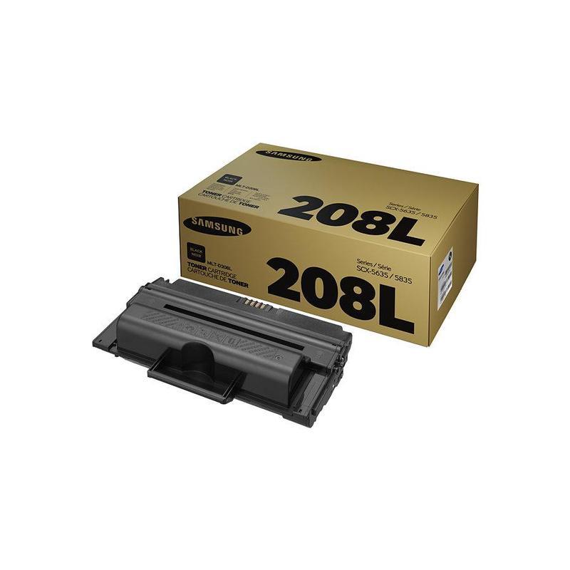 Заправка картриджа MLT-D208L для Samsung SCX-5635