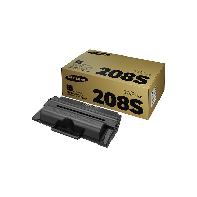 Заправка картриджа MLT-D208S для Samsung SCX-5635